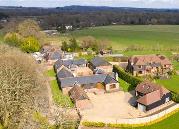 Thumbnail 6 bed barn conversion for sale in Wandleys Lane, Walberton, Arundel, West Sussex