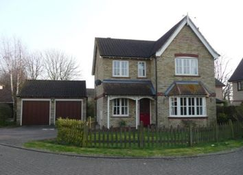 Thumbnail 4 bed detached house to rent in Grove Park, Fordham