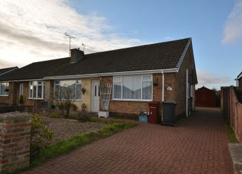 Thumbnail 2 bedroom semi-detached bungalow for sale in Glanford Road, Bottesford, Scunthorpe