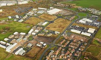 Thumbnail Land to let in Design & Build Opportunities, Whitehills Business Park, Blackpool, Lancashire