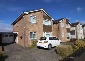 Thumbnail 4 bed link-detached house for sale in Oakleigh Gardens, Oldland Common, Bristol