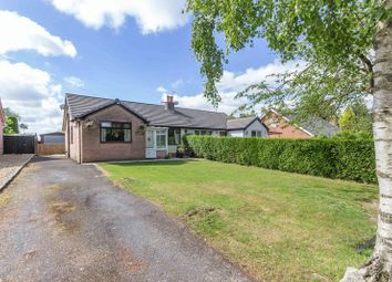 Thumbnail 3 bed semi-detached bungalow for sale in Bradshaw Lane, Mawdelsley