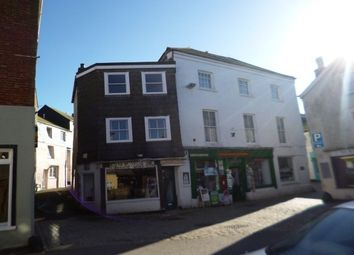 Thumbnail 1 bed flat to rent in Cliff Street, Mevagissey, St. Austell