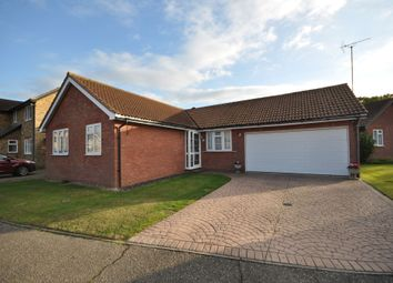 Thumbnail 3 bed detached bungalow for sale in Charnock Close, Frinton-On-Sea