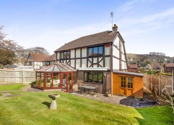 Thumbnail 4 bed detached house for sale in Mannering Close, River, Dover, Kent