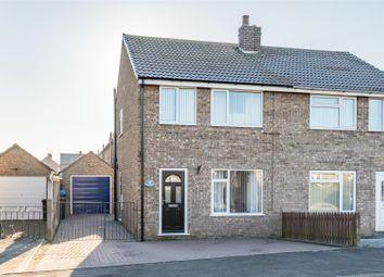 Thumbnail 3 bed property for sale in Long Meadows, Rillington, Malton