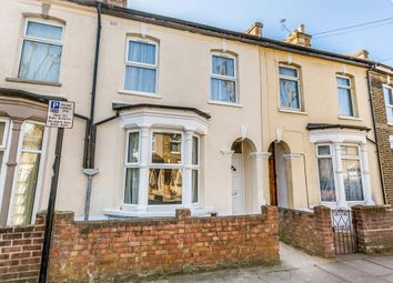 Thumbnail 3 bed terraced house to rent in Colegrave Road, London