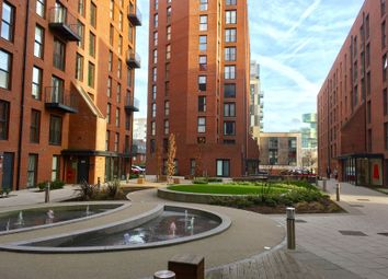 Thumbnail 3 bed flat to rent in Block C, Sillivan Way, Alto, Manchester