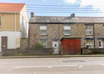 Thumbnail 4 bed end terrace house for sale in Church Street, St. Blazey, Par