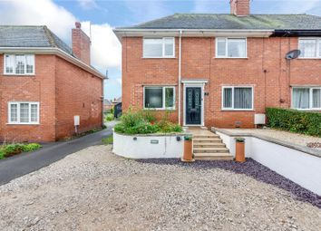Thumbnail 3 bed semi-detached house for sale in West Lane, Edwinstowe, Mansfield, Nottinghamshire