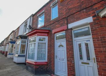 Thumbnail 3 bed terraced house for sale in Gladstone Street, Carlin How, Saltburn-By-The-Sea