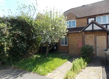 Thumbnail 2 bed end terrace house to rent in Cornfield Close, Bradley Stoke