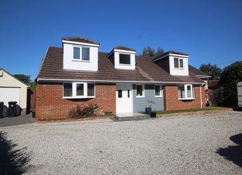 Thumbnail 5 bed detached house for sale in West Christchurch, Christchurch