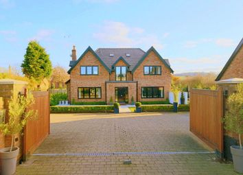 Thumbnail 5 bedroom detached house for sale in Stunning Luxury Home, Baldwins Gate, Newcastle