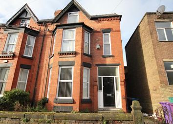Thumbnail 1 bed flat to rent in 25 Rutland Avenue, Mossley Hill, Liverpool, Merseyside