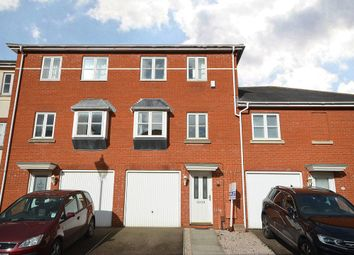 Thumbnail 3 bed town house for sale in Addington Court, Horseguards, Exeter