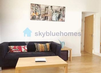 Thumbnail 2 bed flat to rent in New Walk, Leicester