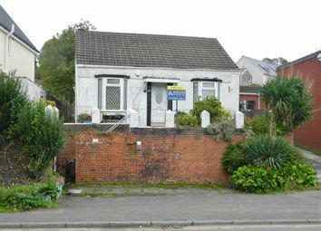 Thumbnail 2 bed detached bungalow for sale in Cwm Level Road, Plasmarl, Swansea