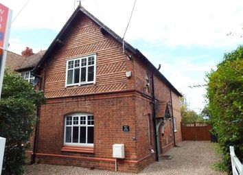 Thumbnail 3 bed semi-detached house for sale in Hoole Bank, Hoole Village, Chester, Cheshire