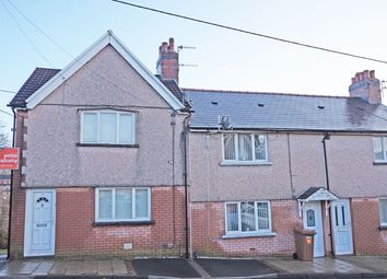 Thumbnail 2 bed end terrace house for sale in Greys Crescent, Tir-Y-Berth, Hengoed