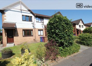 Thumbnail 2 bed end terrace house for sale in Mellerstain Drive, Yoker, Glasgow