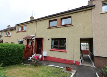 Thumbnail 3 bed terraced house for sale in Hallhill Road, Glasgow