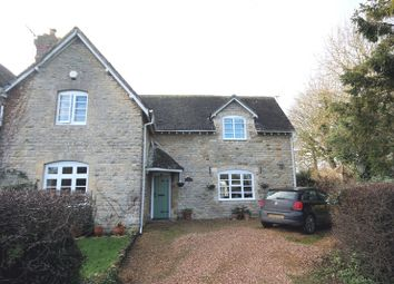 Thumbnail 3 bed cottage for sale in Station Road, South Leigh, Witney