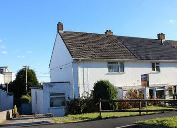Thumbnail 2 bed end terrace house for sale in Lostwood Road, St. Austell