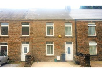 Thumbnail 3 bed terraced house for sale in St. Johns Terrace, Skewen