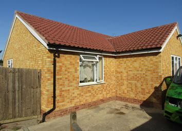 Thumbnail 2 bed bungalow to rent in The Flats, Paston Ridings, Peterborough