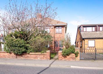 Thumbnail 3 bedroom semi-detached house for sale in Sandbrook Lane, Moreton, Wirral