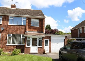 Thumbnail 3 bed semi-detached house for sale in Court Leet, Binley Woods, Coventry