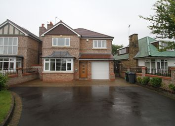 Thumbnail 4 bed detached house to rent in Ray Hall Lane, Birmingham