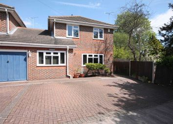Thumbnail 4 bed link-detached house for sale in Arran Close, Erith