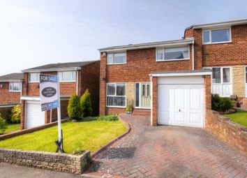 3 bed semi-detached house for sale in Tewkesbury Road, Newcastle Upon Tyne NE15