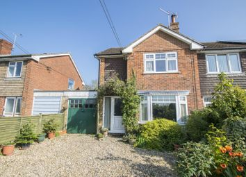 Thumbnail 3 bed semi-detached house for sale in Field Cottages Behoes Lane, Woodcote, Reading