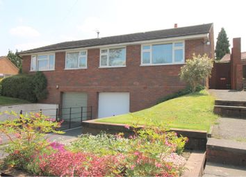 Thumbnail 2 bed semi-detached bungalow for sale in Orchard Close, Bliss Gate, Rock, Kidderminster