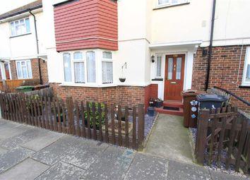 Thumbnail 1 bedroom maisonette for sale in Blake Avenue, Barking, Essex