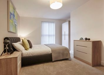 Thumbnail 2 bed flat to rent in Wilburn Basin, Salford