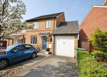 Thumbnail 3 bed end terrace house for sale in Angelica Way, Whiteley, Fareham