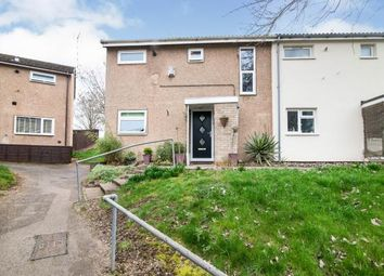 Thumbnail 2 bed end terrace house for sale in Garway Close, Redditch, Worcestershire