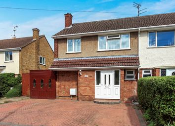 Thumbnail 3 bed semi-detached house for sale in Staverton Road, Werrington, Peterborough