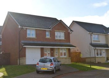 Thumbnail 4 bed detached house for sale in Clement Drive, Clarkston, Airdrie
