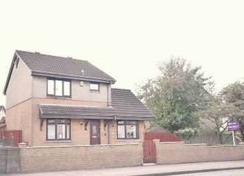 Thumbnail 4 bed detached house for sale in Woodhall Street, Airdrie