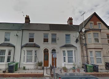 Thumbnail 4 bedroom terraced house for sale in Plantagenet Street, Cardiff