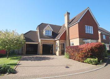 4 bed detached house for sale in Harnham Drive, Great Notley, Braintree CM77