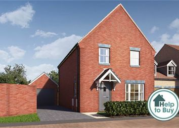 Thumbnail 3 bed detached house for sale in Cambridge Road, Puckeridge, Herts