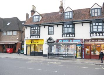 Thumbnail 2 bedroom flat to rent in High Street, Hoddesdon