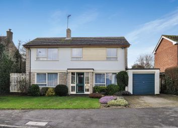 Thumbnail 3 bed detached house for sale in Howard Cornish Road, Marcham, Abingdon