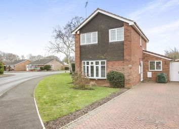 Thumbnail 3 bedroom detached house for sale in Mercia Drive, Perton, Wolverhampton